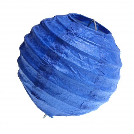 Paper lantern - Royal Blue - 8cm