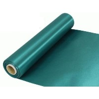 Rouleau satin 30cm x 20m - Dark green