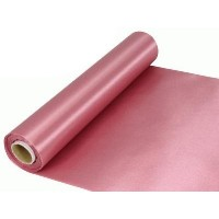 Rouleau satin 30cm x 20m - Dusty Pink
