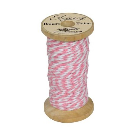 Baker Twine 2mm - rose