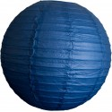 Paper lantern - Royal Blue - 45cm