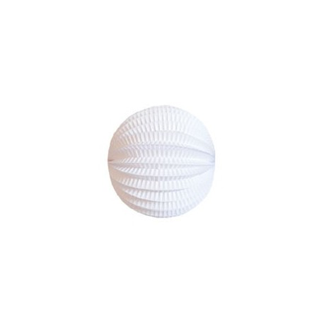 Lampion accordéon - White - 30cm