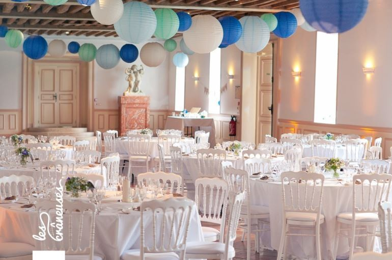 Plafond mariage by Les Craneuses